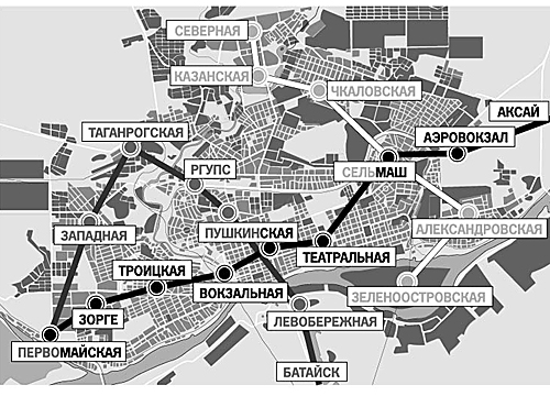 Ворошиловский мост откроют для транспорта в апреле. http://rostov.kp.ru/daily/24039/97779.  А метро в Ростове может...